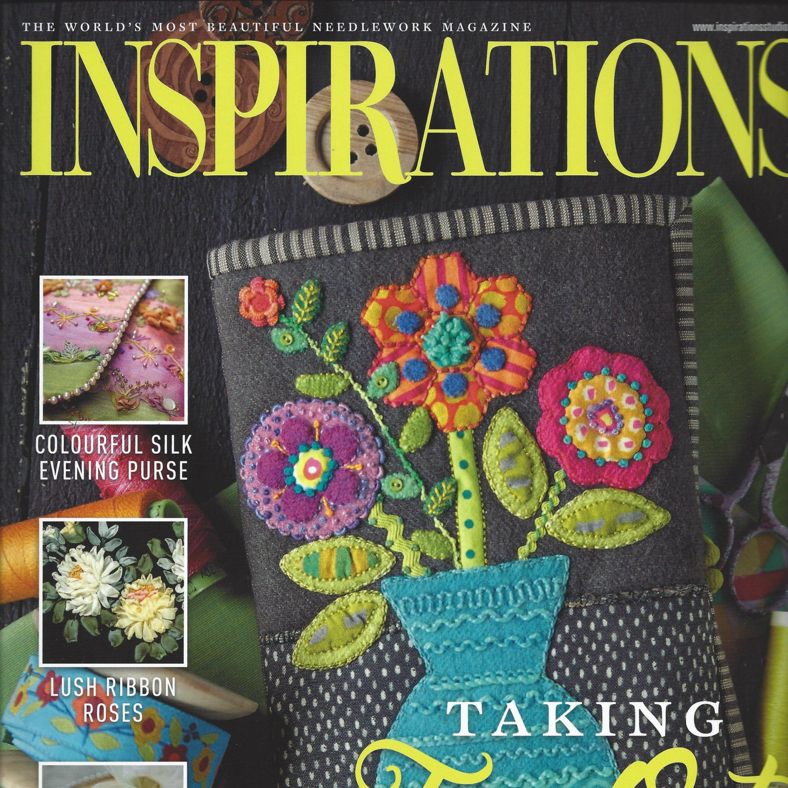 INSPIRATIONS, Issue 94 2017