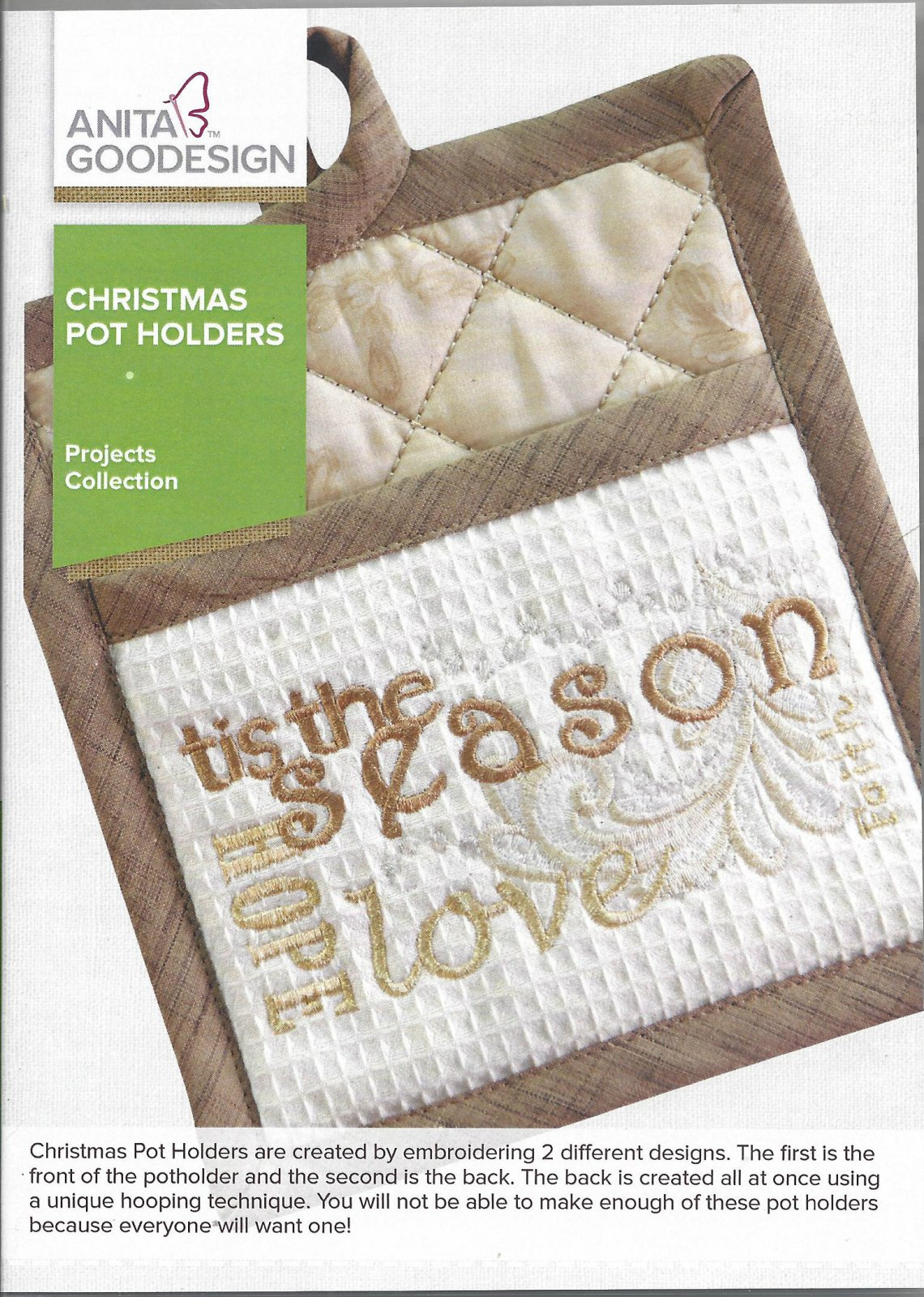 AG CHRISTMAS POT HOLDERS PROJ43