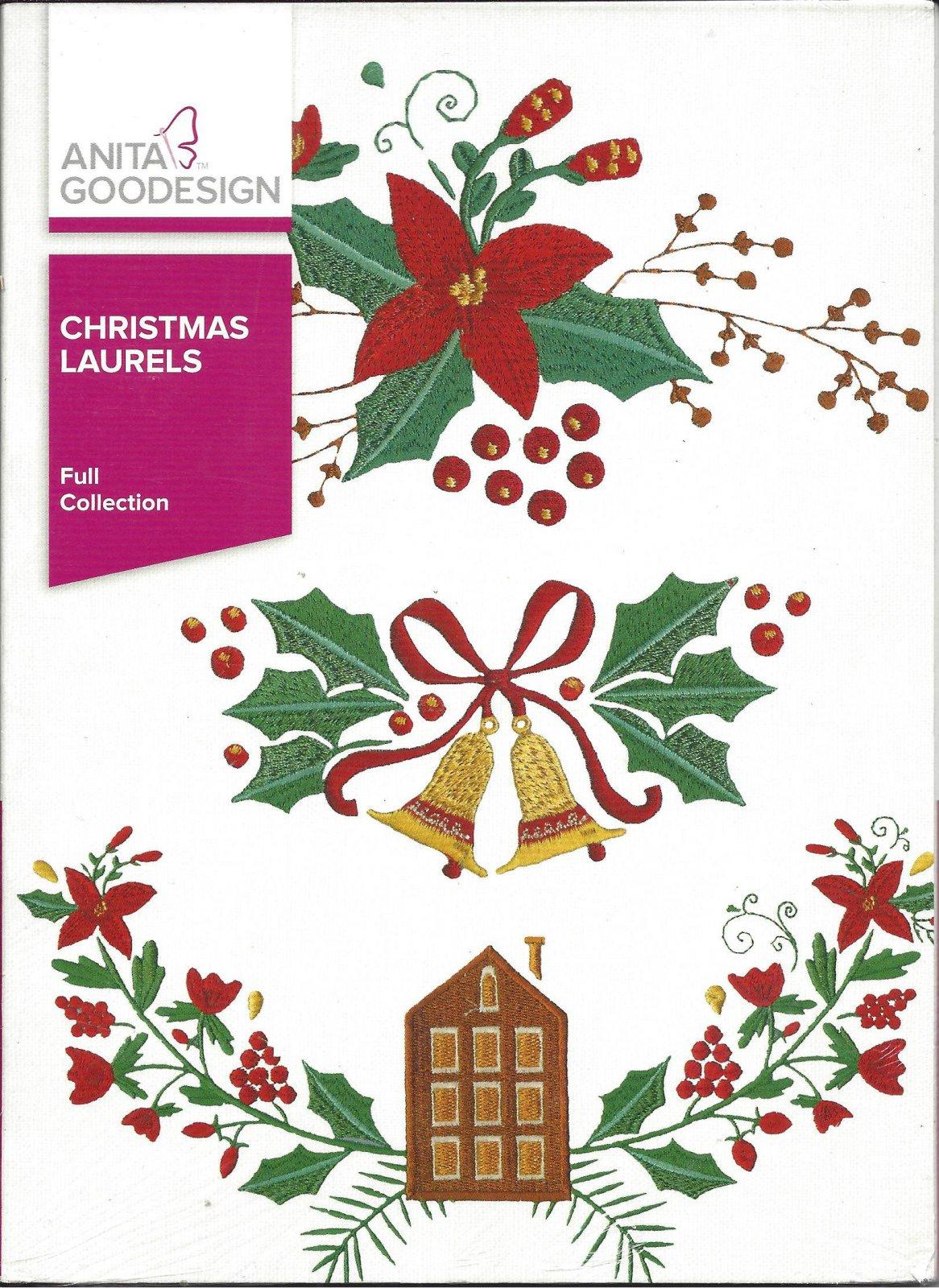 AG CHRISTMAS LAURELS 285AGHD