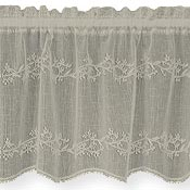 HERITAGE LACE SHEER DIVINE FLAX