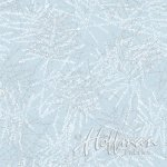 HOF Q7648-190S BABY IT'S COLD OUTSIDE ICE BLUE/SILVER