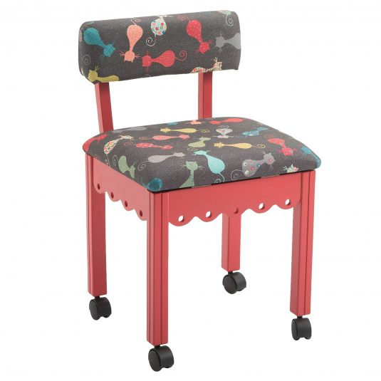 Arrow - Cats Meow Sewing Chair
