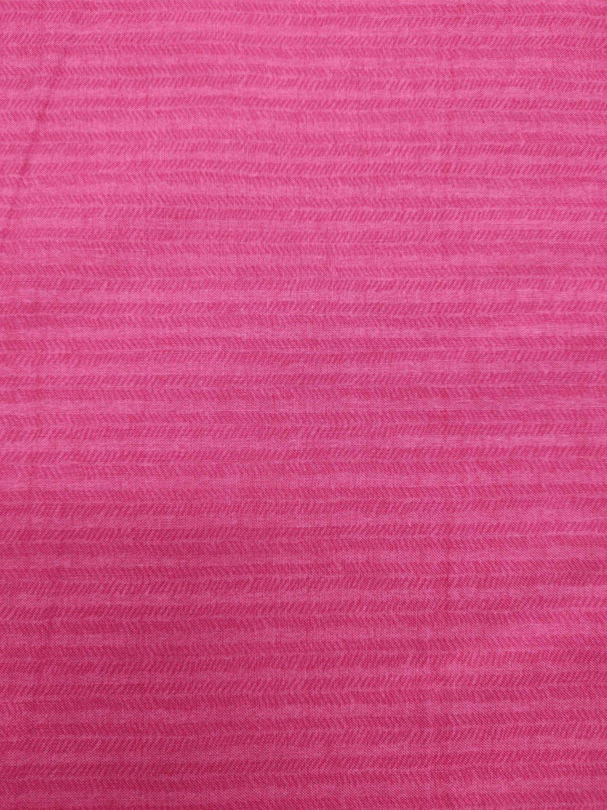 Pink Garden - Pink Chevron Stripes