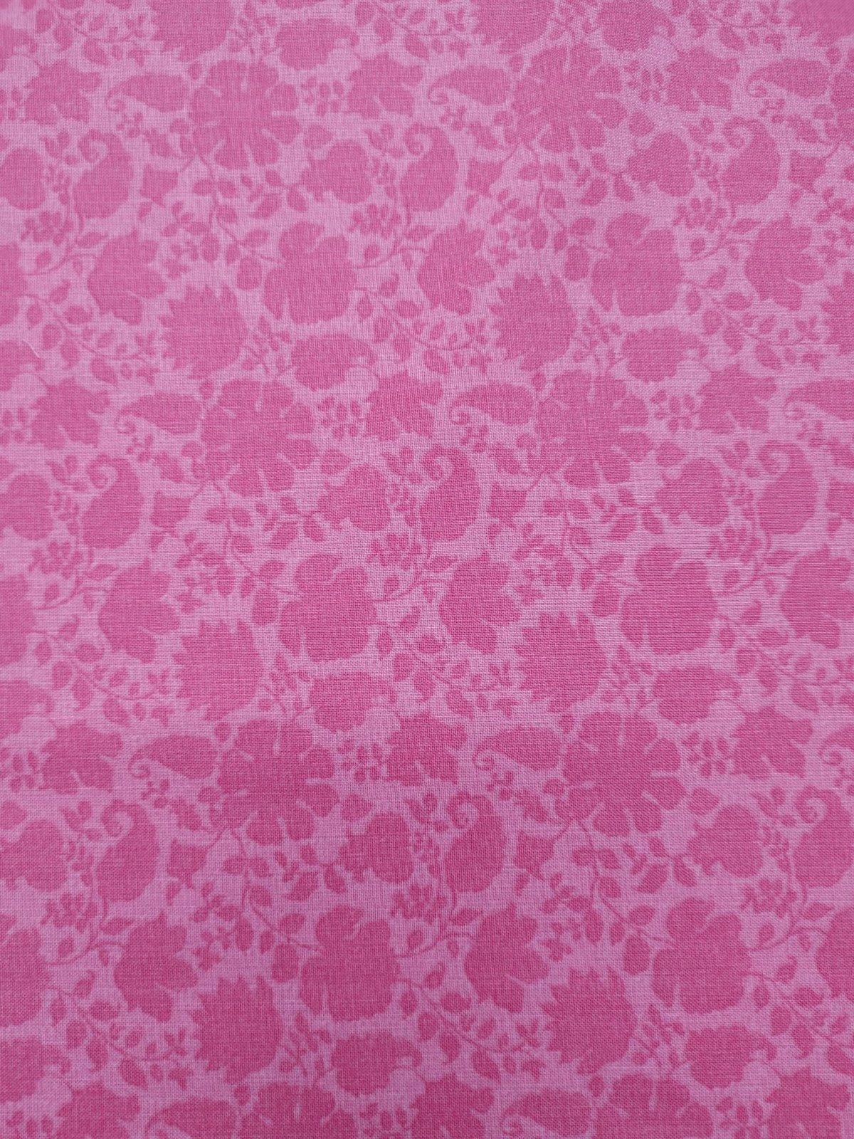 Pink Garden - Pink Floral