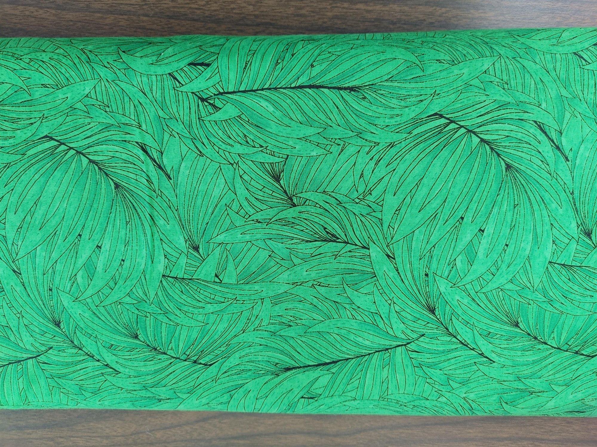 Tropical Flair - green