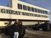 Churchill with Polar Bears