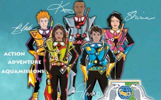 PADI Seal Team poster
