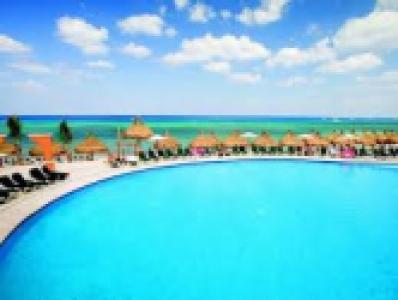 Resort living in Cozumel