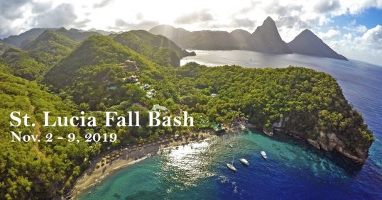 St. Lucia Fall Bash 2019