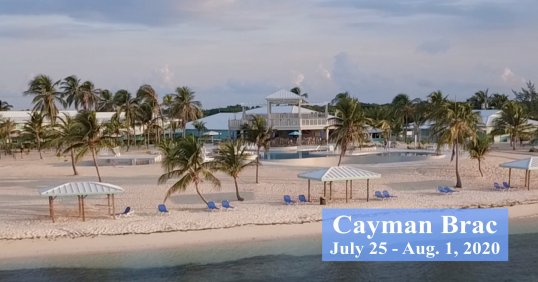 Cayman Brac 2020