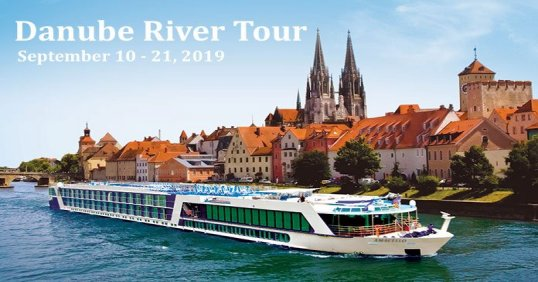 Danube River Trip 2019