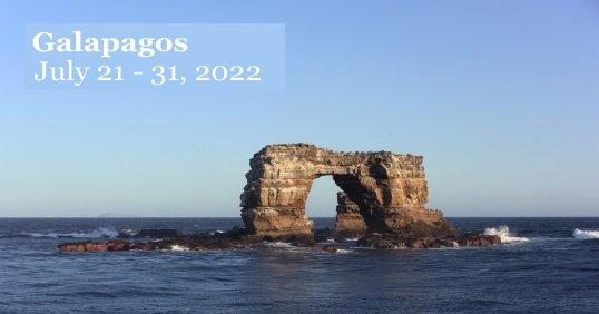 Darwins Arch, Galapagos Islands
