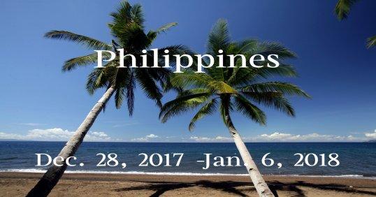 Philippines New Years 2018