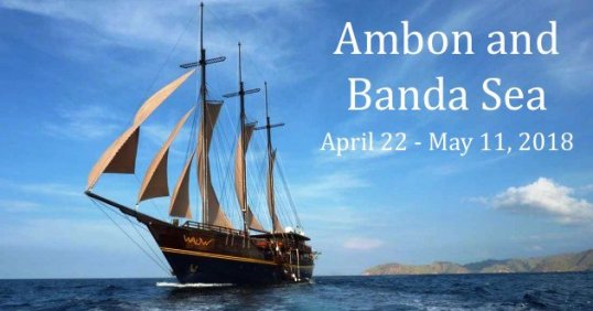 Ambon and Banda Sea