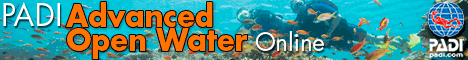 Advanced Open Water Diver eLearning