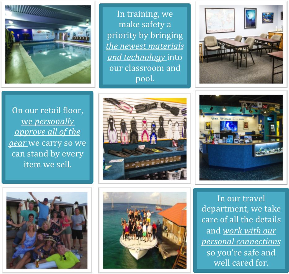 our mission to provide the highest quality customer service and safety standards for all of our students, customers, and travelers