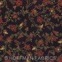 Hoffman Pear tree Greetings 7349black