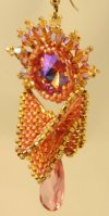 moonrise CGB earring