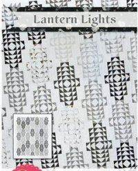 lantern lights pattern