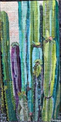 Painted Cactus