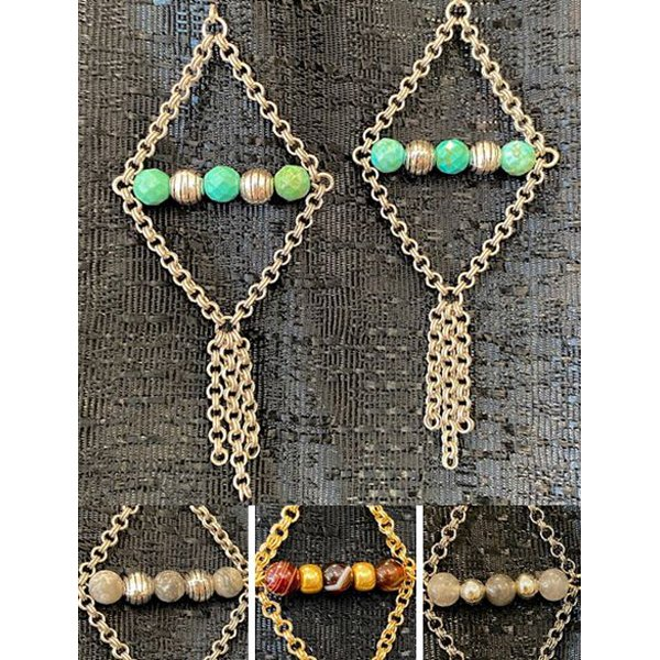 2021 Bead Hop Earrings Kit