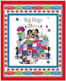 big hugs banner