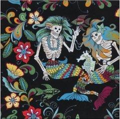 Folklorico skeleton