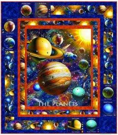 planetary paths