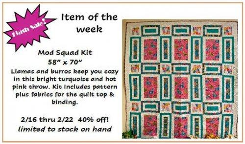 item of the week