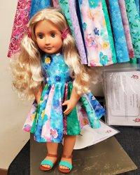 aloha doll dress