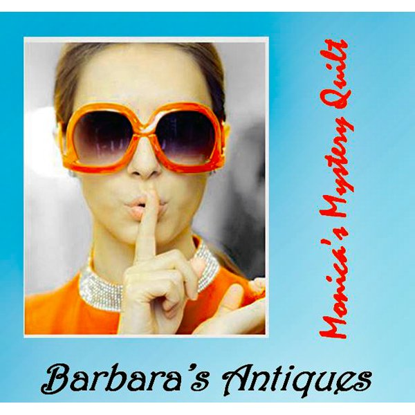 Monica's Mystery: Barbara's Antiques