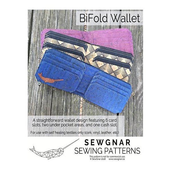 Sewgnar: BiFold Wallet pattern