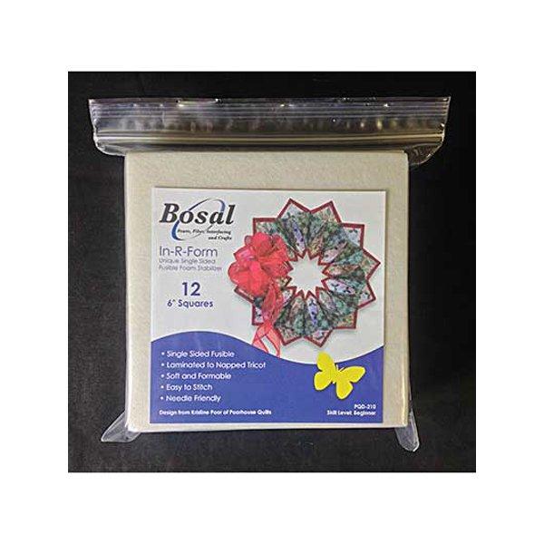 Bosal In-R-Form precut squares