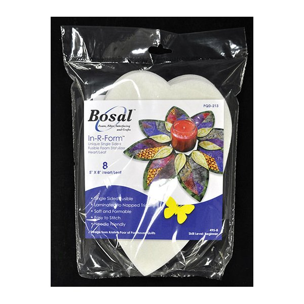 Bosal In-R-Form precut leaves