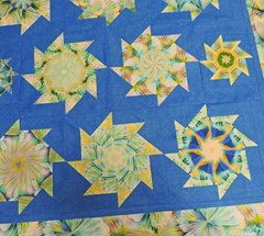 Stack-n-Whack Kaleidoscope with Cheryl