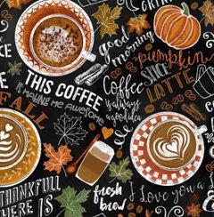 latte print