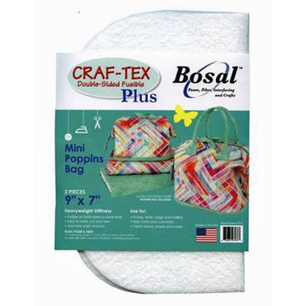 Craf-Tex Plus precut bag and basket bottoms