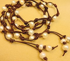Heather Knotted Necklace