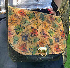 Emily mini messenger bag