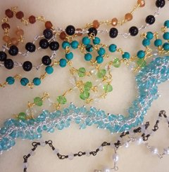 gemstone chain