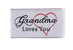 grandma loves you tag