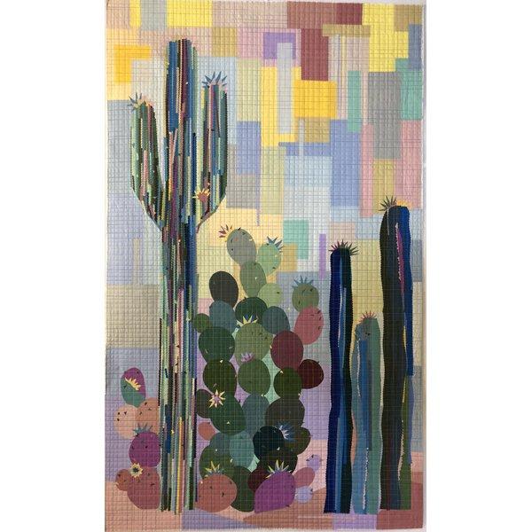 Laura Heine: Cotton Couture Cactus Kit