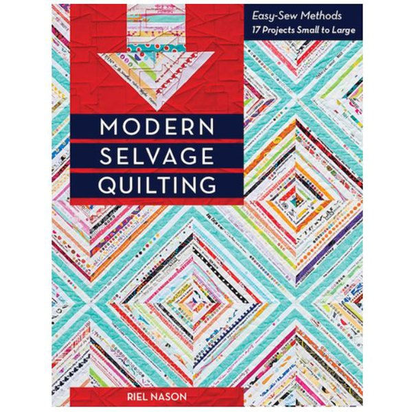 Modern Selvage Quilting