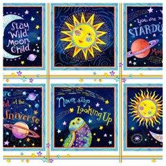 stay wild moon child panel