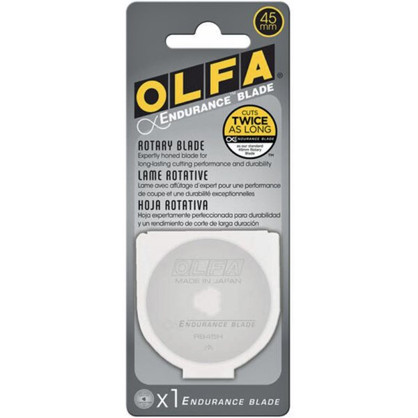 Olfa Endurance Blade: 45mm or 60mm