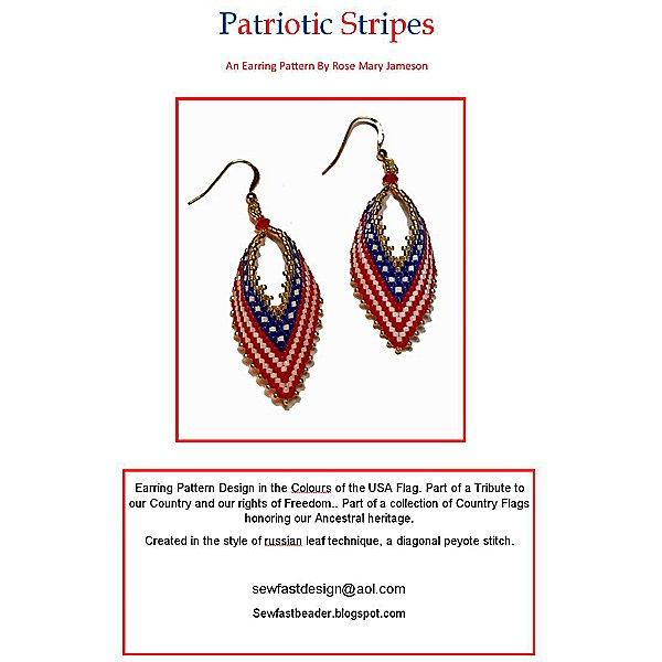 Pariotic Stripes