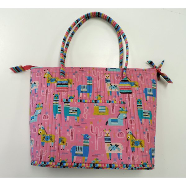 Aunties Two: Perfectly Practical Bag