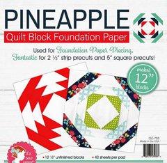 pineapple plus foundation paper