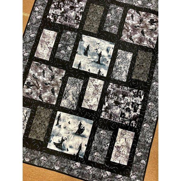 Portals quilt kit