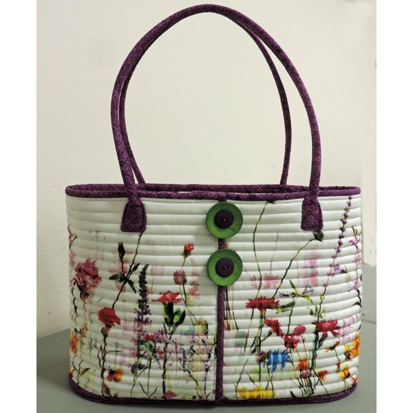Aunties Two: Rockport Tote Pattern